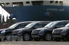 Mỹ có thể trì hoãn hạn chót áp thuế ôtô và phụ tùng nhập khẩu từ EU