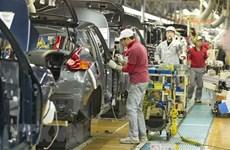"""""""Mây đen"""" phủ bóng ngành chế tạo ôtô Nhật do kinh tế toàn cầu bất ổn"""
