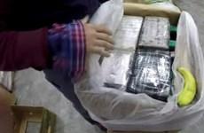 Pháp bắt giữ nửa tấn cocaine trong một tàu container chở chuối