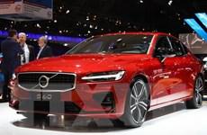 Volvo ký thỏa thuận mua pin ôtô điện dài hạn với các công ty châu Á