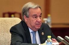 Tổng thư ký LHQ quan ngại về rò rỉ phóng xạ ở Thái Bình Dương