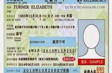 Làm giả thẻ lưu trú để lao động bất hợp pháp tại Nhật Bản gia tăng