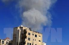 Nhiều thương vong trong chiến dịch không kích vào phiến quân Houthi
