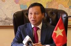 Việt Nam coi trọng phát triển đối tác chiến lược toàn diện với Nga