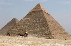Ai Cập: Nổ xe buýt gần Kim Tự tháp Giza, ít nhất 14 người bị thương