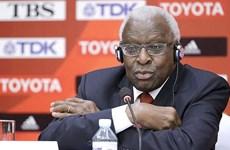 Công tố viên Pháp đề nghị đưa cựu Chủ tịch IAAF và con trai ra xét sử