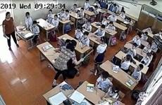Xử lý kỷ luật tập thể và cá nhân vụ cô giáo đánh học sinh ở Hải Phòng