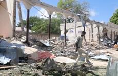 Tin thêm về vụ đánh bom xe ở Mogadishu, ít nhất 14 người thương vong