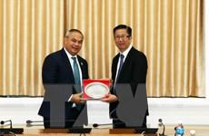 TP Hồ Chí Minh và thành phố Gold Coast tăng cường hợp tác