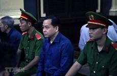 """Vũ """"nhôm,"""" Trần Phương Bình hầu tòa phúc thẩm vụ án Ngân hàng Đông Á"""