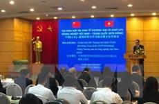 Doanh nghiệp tỉnh Sơn Đông tìm cơ hội hợp tác tại Việt Nam