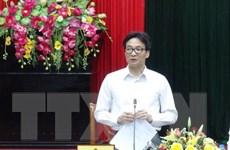 Phó Thủ tướng tiếp thành viên Diễn đàn Lãnh đạo trẻ Việt Nam-Australia