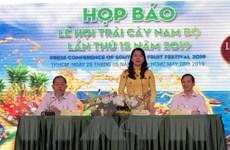 Lễ hội trái cây Nam Bộ nâng tầm giá trị thương hiệu trái cây Việt