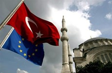"""Liên minh châu Âu phản đối Thổ Nhĩ Kỳ gia nhập """"ngôi nhà chung"""""""