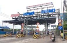 An Giang đề nghị giảm 50% giá vé cho hàng trăm phương tiện qua BOT T2