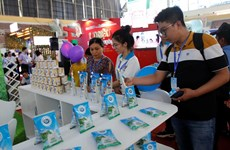 Khai mạc triển lãm quốc tế ngành sữa và sản phẩm sữa