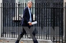 Bộ trưởng Tài chính Anh nhận định bầu cử không giúp chấm dứt bế tắc