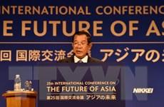 Nhiều nhà lãnh đạo châu Á lo ngại về sự trỗi dậy của chủ nghĩa bảo hộ