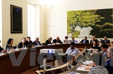 Giới thiệu tiềm năng thị trường Việt Nam với doanh nghiệp Italy