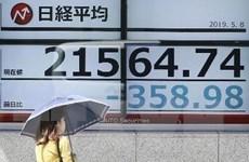 Chứng khoán châu Á giảm điểm trước sức hút của các kênh đầu tư an toàn