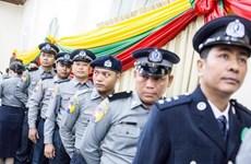 Myanmar bắt giữ cảnh sát đánh tráo ma túy trị giá gần 1 triệu USD