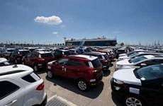 Doanh số bán ôtô của các hãng lớn tại Mỹ khả quan hơn dự báo