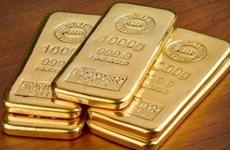 Giá vàng châu Á tăng lo ngại kinh tế thế giới tăng trưởng chậm lại