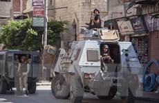 Ai Cập truy lùng các đối tượng tấn công ở tỉnh Bắc Sinai