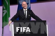 Ông Gianni Infantino tái đắc cử nhiệm kỳ 2 làm Chủ tịch FIFA