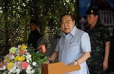 Thái Lan sẽ ưu tiên xóa bỏ hoạt động đánh bắt cá trái phép