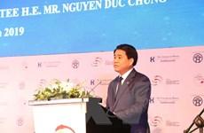 Hà Nội đẩy mạnh hợp tác với các doanh nghiệp của Italy