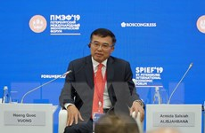 Diễn đàn SPIEF 2019: Việt Nam dự phiên Đối thoại Kinh doanh EAEU-ASEAN