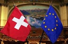 Thụy Sĩ muốn làm rõ các chi tiết trong thỏa thuận khung với EU