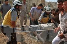 LHQ: Hai triệu người sẽ sang Thổ Nhĩ Kỳ nếu bạo lực gia tăng ở Syria