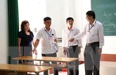 Năm trường đại học sẽ tham gia tổ chức kỳ thi THPT tại Đắk Lắk