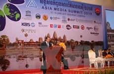 Việt Nam dự Hội nghị Truyền thông châu Á lần thứ 16 tại Campuchia