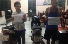 Ngăn chặn nạn vận chuyển xe máy qua Campuchia tiêu thụ