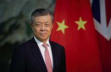 Đại sứ Trung Quốc tại Anh lên tiếng về tình hình Hong Kong
