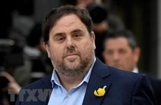 Tòa án Tây Ban Nha ngăn cản cựu thủ lĩnh xứ Catalonia nhậm nghị sỹ EP