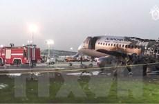 Nguyên nhân vụ cháy máy bay ở Nga khiến hơn 40 người thiệt mạng