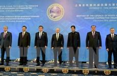 Tổ chức Hợp tác Thượng Hải tăng cường hợp tác nội khối