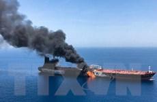 Sự cố tàu ở Vịnh Oman: Iran cáo buộc Mỹ phá hoại các nỗ lực ngoại giao