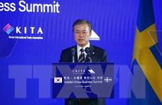 Hàn Quốc và Thụy Điển tăng cường hợp tác trên nhiều lĩnh vực