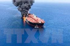 Sự cố tàu trên Vịnh Oman: Đại sứ Anh bác bỏ việc bị Iran triệu tập