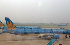 Tỷ lệ đúng giờ của các hãng hàng không Việt Nam đạt trên 86%