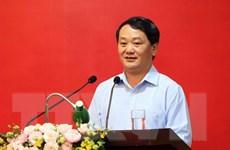 Ông Đỗ Việt Anh tái đắc cử Chủ tịch Ủy ban MTTQ Việt Nam Ninh Bình