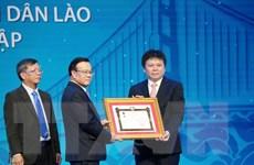 LaoVietBank - cầu nối hợp tác kinh tế giữa Việt Nam và Lào