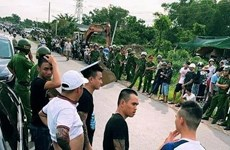 Đồng Nai: Khởi tố, bắt tạm giam 3 đối tượng vây xe chở công an
