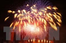 Đội Anh và Phần Lan vào chung kết Lễ hội pháo hoa quốc tế Đà Nẵng