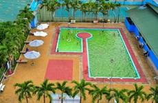 Quảng Ngãi: Hai trẻ đuối nước trong bể bơi của khách sạn